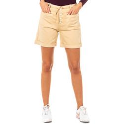 textil Mujer Shorts / Bermudas La Martina Short Beige