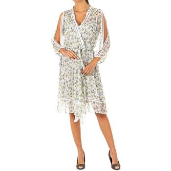 textil Mujer Vestidos cortos La Martina Vestido Multicolor