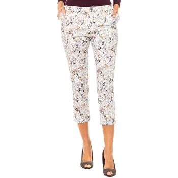 textil Mujer Pantalones cortos La Martina Pantalón Multicolor