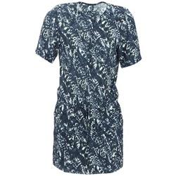 textil Mujer vestidos cortos Ikks SABLE Azul