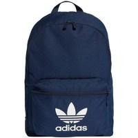 Bolsos Mochila adidas Originals Adicolor Classic Azul marino
