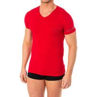 Ropa interior Hombre Camiseta interior Emporio Armani EA7 Camiseta Emporio Armani Rojo