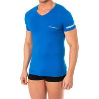Ropa interior Hombre Camiseta interior Emporio Armani EA7 Camiseta Emporio Armani Azul