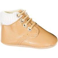 Zapatos Niño Pantuflas para bebé Le Petit Garçon Zapatillas Beige