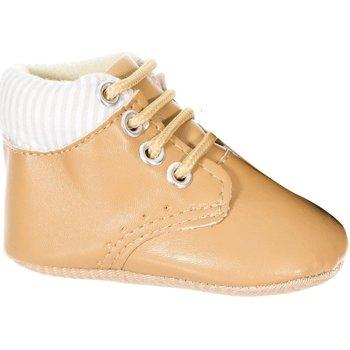 Zapatos Niño Pantuflas para bebé Le Petit Garçon Zapatillas Camel