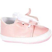 Zapatos Niña Pantuflas para bebé Le Petit Garçon Zapatos Rosa