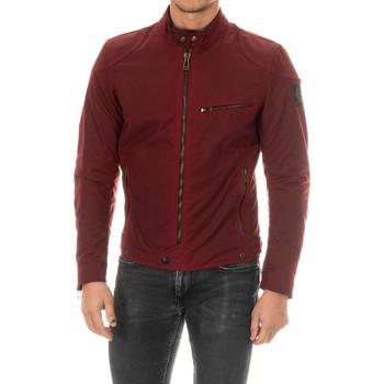 textil Hombre Chaquetas / Americana Belstaff Chaqueta  Ariel WC8 Rojo