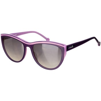 Relojes & Joyas Mujer Gafas de sol El Caballo Sunglasses Gafas de sol Caballo Violeta