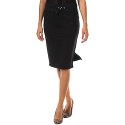 textil Mujer Faldas Met Falda de tubo Negro
