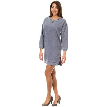 textil Mujer vestidos cortos Met Vestido Deportivo Azul