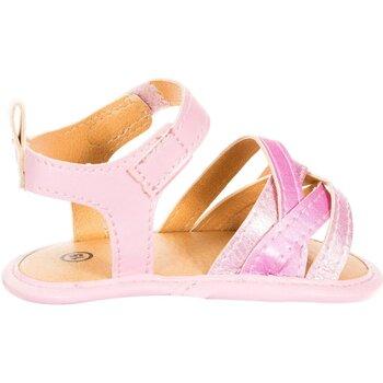Zapatos Niña Sandalias Le Petit Garçon Sandalia Rosa