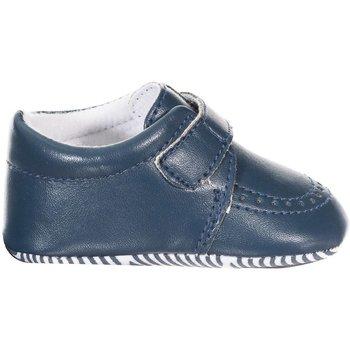 Zapatos Niños Pantuflas para bebé Le Petit Garçon Zapatos Azul marino