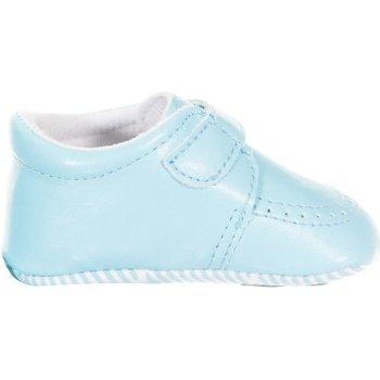Zapatos Niños Pantuflas para bebé Le Petit Garçon Zapatos Celeste