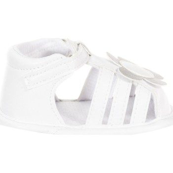 Zapatos Niña Sandalias Le Petit Garçon Sandalia Blanco