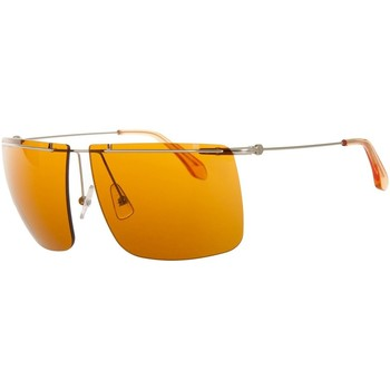 Relojes & Joyas Hombre Gafas de sol Calvin Klein Jeans Gafas de sol Calvin Klein Naranja