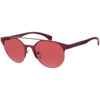 Relojes & Joyas Mujer Gafas de sol Calvin Klein Sunglasses Gafas de sol Calvin Klein Rojo