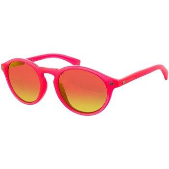 Relojes & Joyas Mujer Gafas de sol Calvin Klein Jeans Gafas de sol Calvin Klein Rosa