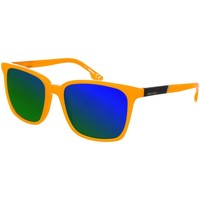 Relojes & Joyas Hombre Gafas de sol Diesel Sunglasses Gafas de sol Diesel Naranja