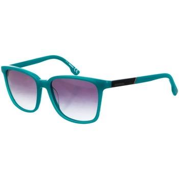 Relojes & Joyas Hombre Gafas de sol Diesel Sunglasses Gafas de sol Diesel Verde