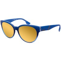Relojes & Joyas Mujer Gafas de sol Diesel Sunglasses Gafas de sol Diesel Azul