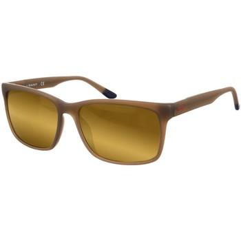 Relojes & Joyas Hombre Gafas de sol Gant Gafas de sol Gris
