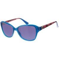Relojes Mujer Gafas de sol Guess Sunglasses Gafas de Sol Guess Azul-violeta cristal