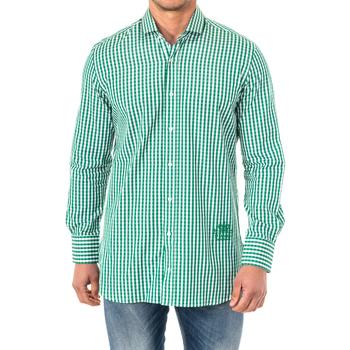 textil Hombre Camisas manga larga La Martina Camisa M/Larga Multicolor