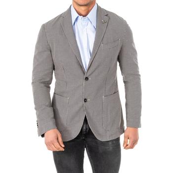 textil Hombre Chaquetas / Americana La Martina Americana Multicolor