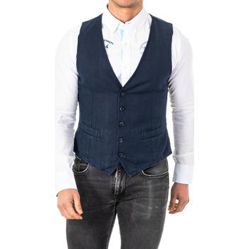 textil Hombre Chaleco de traje La Martina Chaleco Azul