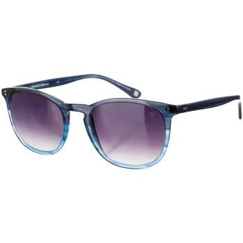 Relojes & Joyas Hombre Gafas de sol Hackett Sunglasses Gafas de Sol Hackett London Azul