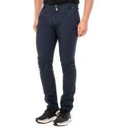 textil Hombre pantalones chinos La Martina Pantalón Azul marino
