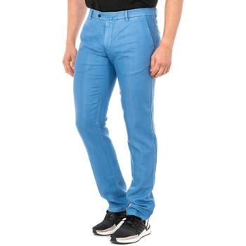 textil Hombre Pantalones La Martina Pantalón Azul