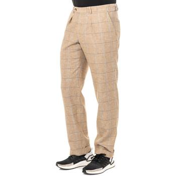 textil Hombre Pantalones La Martina Pantalón Marrón