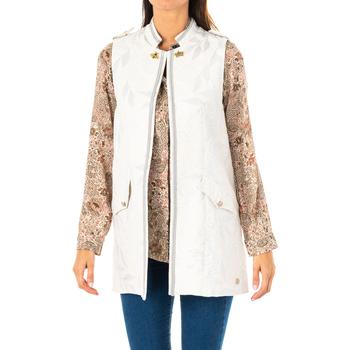 textil Mujer Chaquetas / Americana La Martina Chaleco Plata