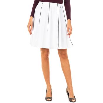 textil Mujer Faldas La Martina Falda Blanco