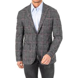 textil Hombre Chaquetas / Americana La Martina Americana Negro