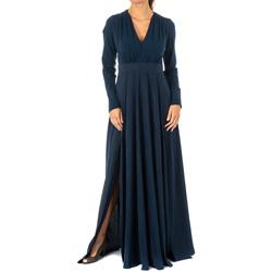 textil Mujer Vestidos largos La Martina Vestido Azul