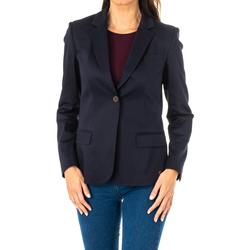 textil Mujer Chaquetas / Americana La Martina Americana m/larga Azul