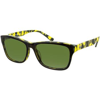 Relojes Mujer Gafas de sol Lacoste Gafas de sol Verde oscuro-militar