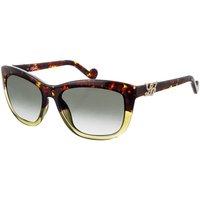Relojes Mujer Gafas de sol Liu Jo Sunglasses Gafas de Sol Liu Jo Habana-verde claro