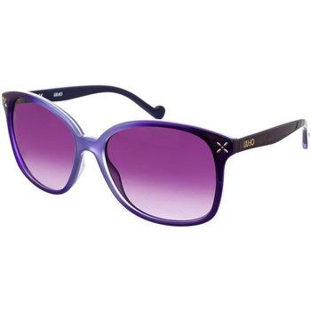 Relojes Mujer Gafas de sol Liu Jo Sunglasses Gafas de Sol Liu Jo Lila oscuro-lila claro