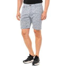 textil Hombre Shorts / Bermudas La Martina Bermuda Azul-blanco