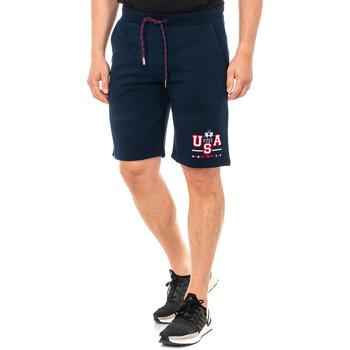 textil Hombre Shorts / Bermudas La Martina Pantalón corto, deportivo Azul