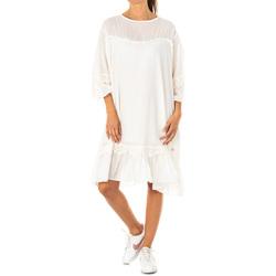 textil Mujer vestidos cortos La Martina Vestido Blanco