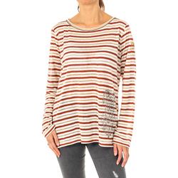 textil Mujer Camisetas manga larga La Martina Camiseta Manga Larga Multicolor