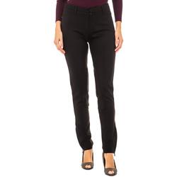 textil Mujer Pantalones La Martina Pantalón Ottoman Negro