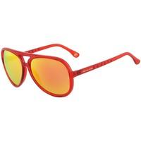 Relojes Hombre Gafas de sol MICHAEL Michael Kors Gafas de Sol Rojo cristal