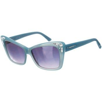 Relojes & Joyas Mujer Gafas de sol Swarovski Gafas de Sol Azul
