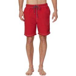 textil Hombre Bañadores Nautica Bañador Rojo