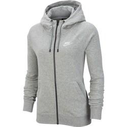 textil Mujer Sudaderas Nike Wmns Essential FZ Fleece Grises